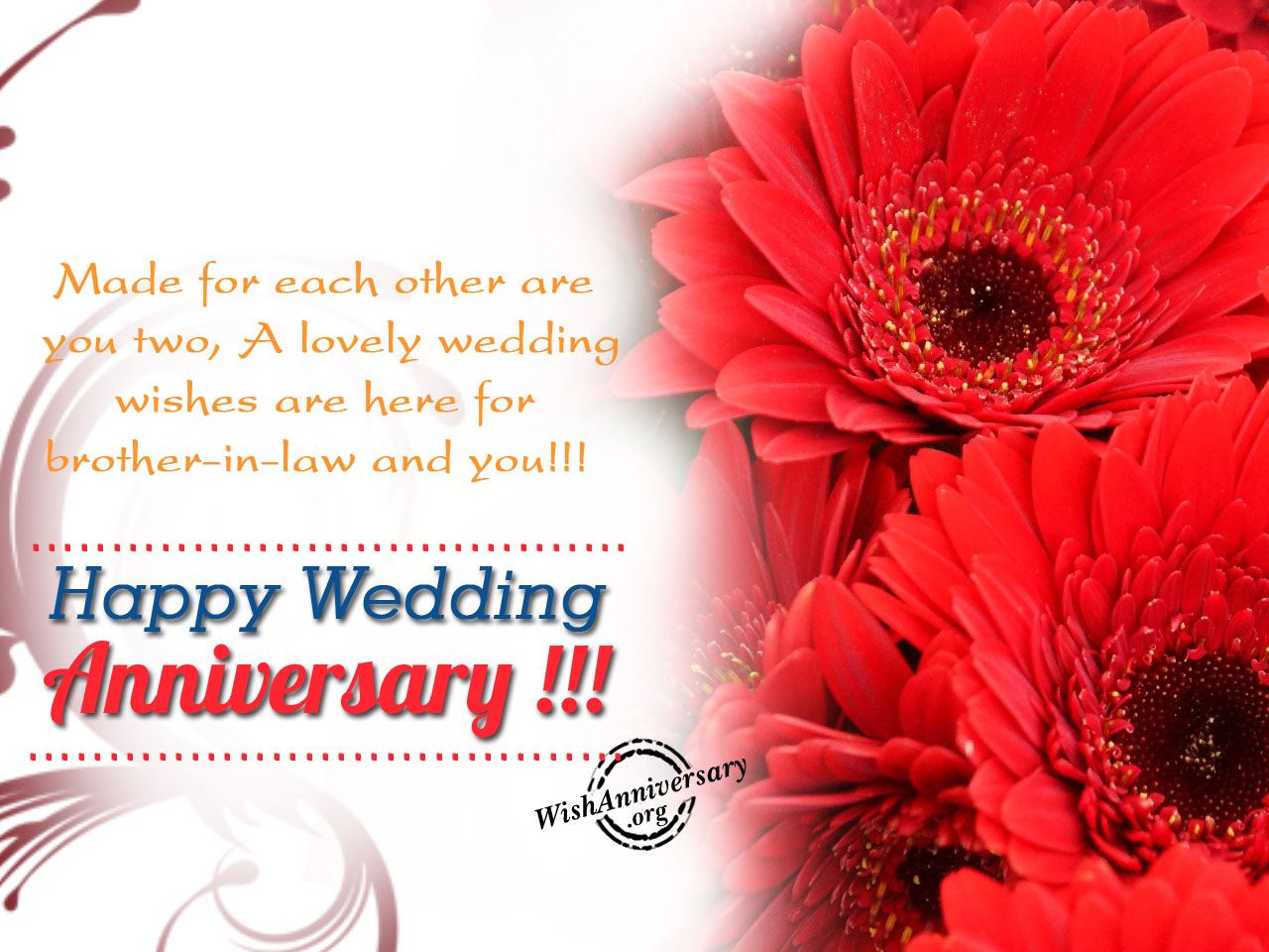 25th Wedding Anniversary Wishes For Sister And Brother In Law Quotes